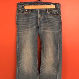 Levi Jeans boot cut wide leg